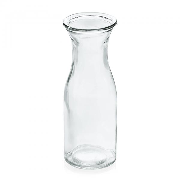 Karaffe, 0,25 ltr., Glas