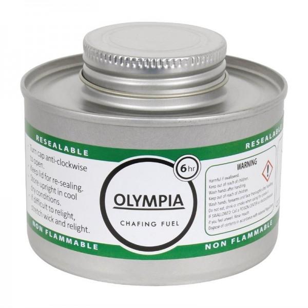 Olympia flüssige Brennpaste 6 Std. 12 Stück