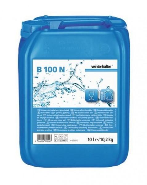 Winterhalter Klarspüler Neutral B 100 N 10 L