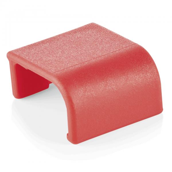 Markierungsclip HACCP, rot, für Serie 84