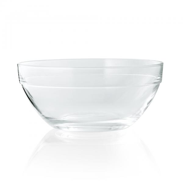 Schüssel, Ø 17 cm, gehärtetes Glas