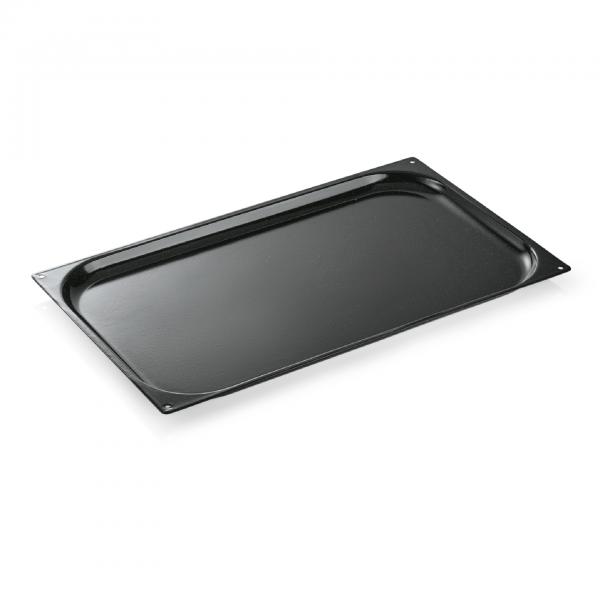 Einschubblech GN 1/1-020 mm, Granit-Emaille