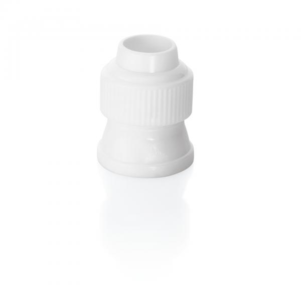 Kupplung für Spritztüllen, große Ausführung, Kunststoff