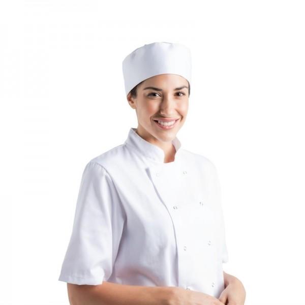 Chef Works Cool Vent Beanie weiß