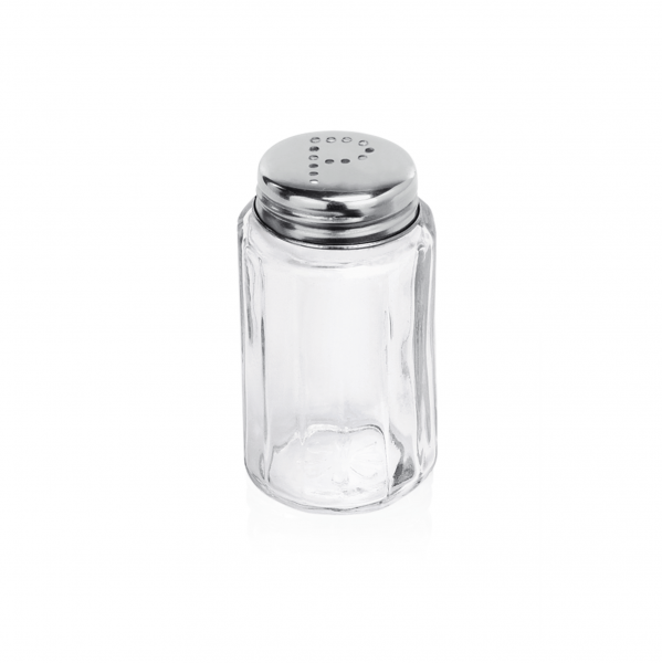 Pfefferstreuer, 7 cm, Glas