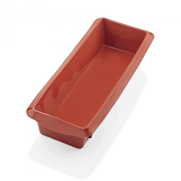 Backform, Brot-/Königskuchen, 30 x 10 x 7 cm, Silikon