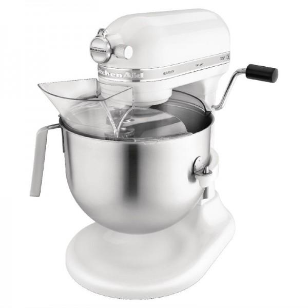 KitchenAid Heavy Duty Küchenmaschine weiß 6,9L