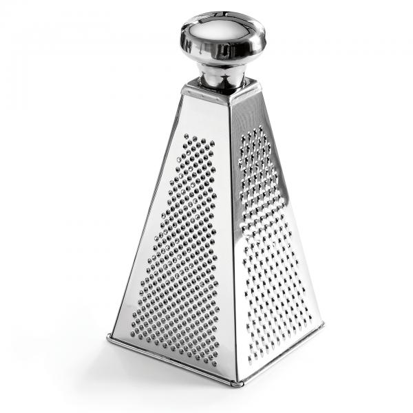 Vierkantreibe, Pyramidenform, 25 cm, Edelstahl