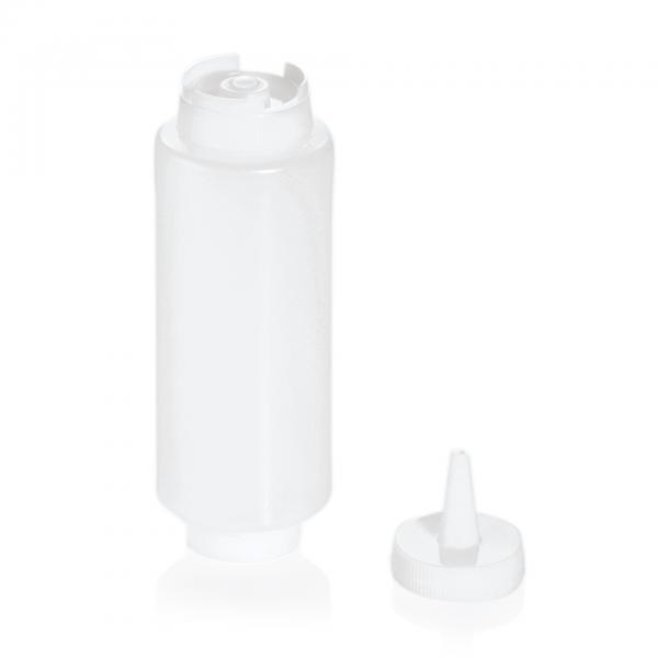 Quetschflasche, First-In First-Out, 0,70 ltr., Polyethylen