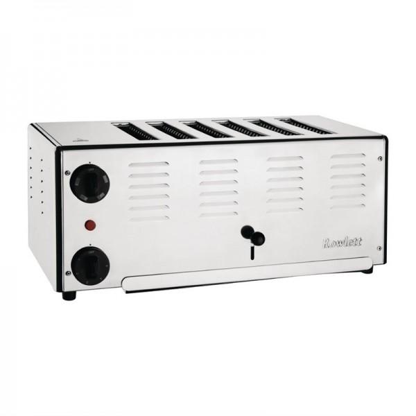 Rowlett Premier Toaster 6ATS-151 - 6 Schlitze
