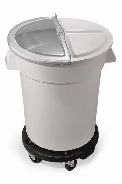 Zutaten-/Lagerbehälter, 76 ltr., Polyethylen