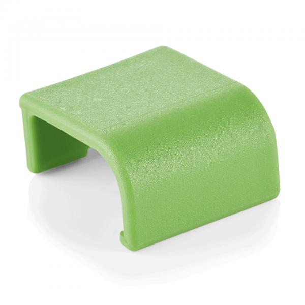 Markierungsclip HACCP, grün, für Serie 84