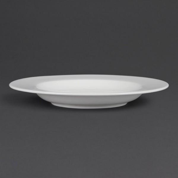Olympia Whiteware Pastateller 31cm 4 Stück