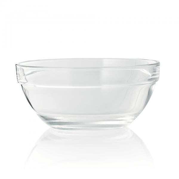 Schüssel, Ø 14 cm, gehärtetes Glas