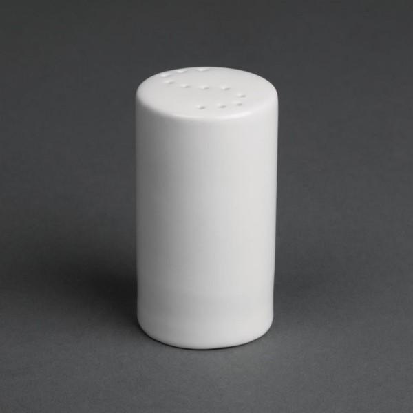 Olympia Whiteware Salzstreuer 8cm 12 Stück