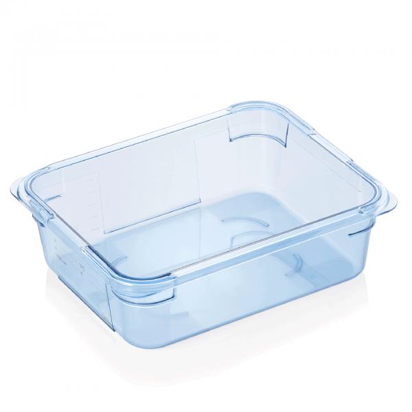 GN Behälter 1/2-100 mm, ABS, Premium+