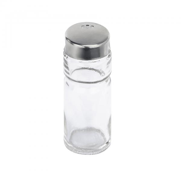 Salz-/Pfefferstreuer, 8,5 cm, Glas