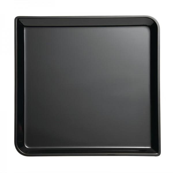 APS System-Theke Tablett schwarz 2 x 29 x 29cm