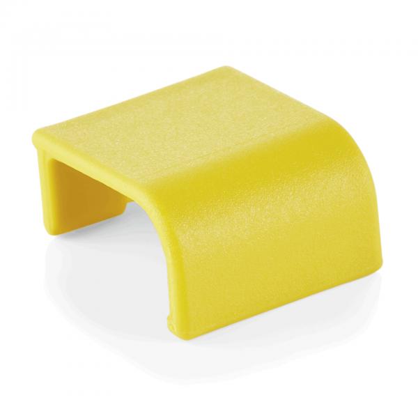 Markierungsclip HACCP, gelb, für Serie 84