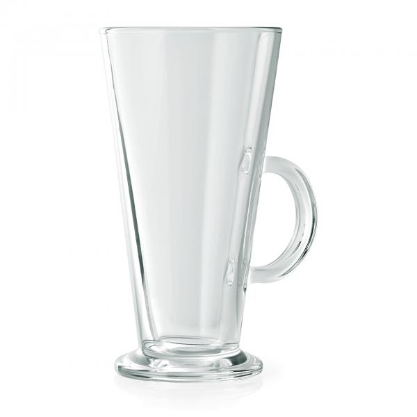 Eiskaffee mit Henkelgriff, 0,45 ltr., Glas