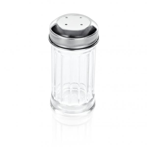 Pfefferstreuer, 9,5 cm, Glas
