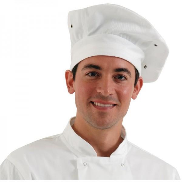Chef Works Kochmütze weiß