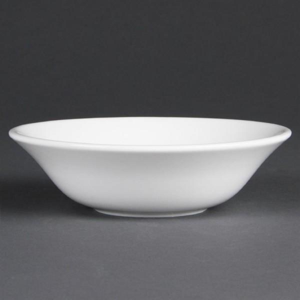 Olympia Whiteware Müslischalen 15cm 12 Stück