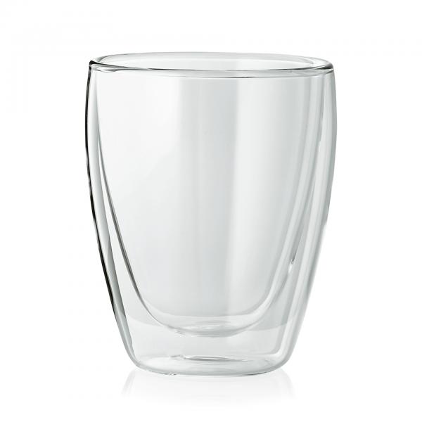 Cappuccino Lounge, 0,23 ltr., Borosilikatglas