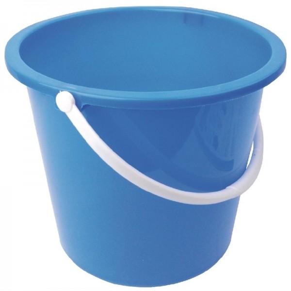 Jantex Kunststoffeimer blau 10L